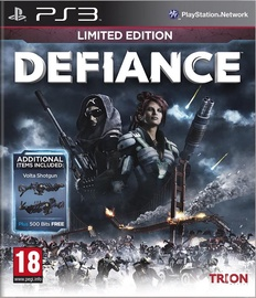 Игра для PlayStation 3 (PS3) Defiance Limited Edition PS3