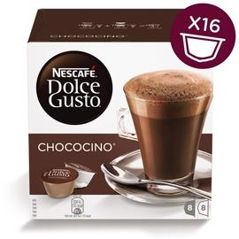 Šokoladinio gėrimo kapsulės Nescafe Dolce Gusto Chococino, 256 g., 16 vnt.