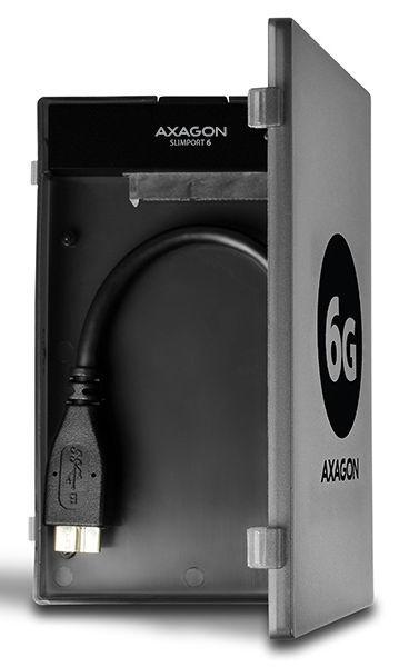 "Axagon ADSA-1S6 USB 3.0 2.5"" HDD SATA"
