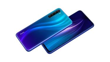Мобильный телефон Xiaomi Redmi Note 8 2021, синий, 4GB/64GB