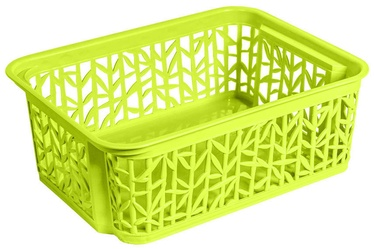 BranQ Basket Bamboo Green 23