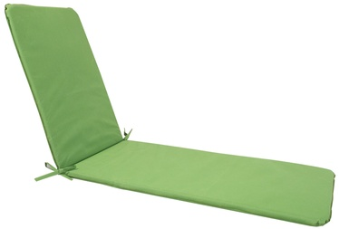 Home4you Ohio Deck Chair Pad 55x190x2.5cm Bright Green