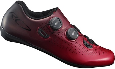 Велосипедная обувь Shimano SH-RC701 SR1, красный, 43