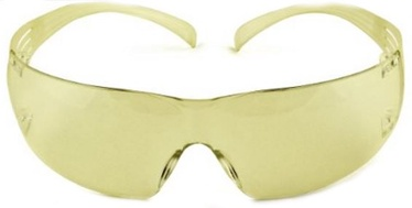 3M Safety Goggles Secure Fit 200 Yellow