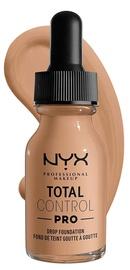 Tonuojantis kremas NYX Total Control Pro Medium Olive, 13 ml