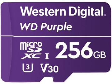 Mälukaart Western Digital Purple, 256 GB