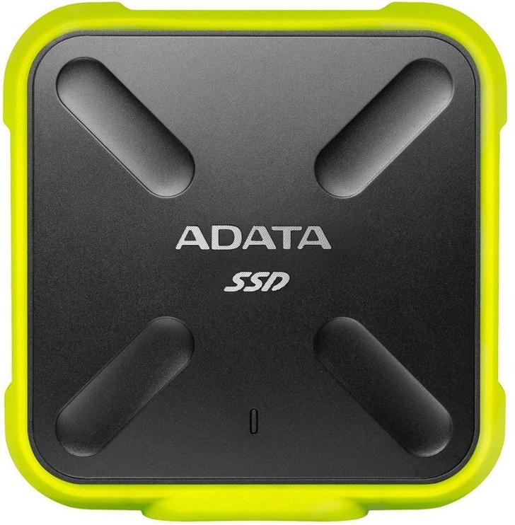 Adata SD700 512GB USB 3.1 Yellow