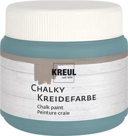 Kreidiniai dažai Kreul, 0,15 l, mėlyni