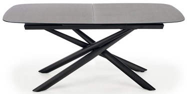 Halmar Capello Table Grey/Black