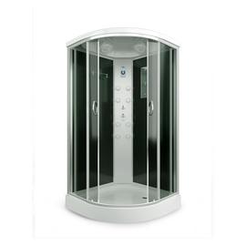 Masažinė dušo kabina Erlit ER4509P-C4, 90 x 90 x 215 cm