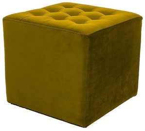 Signal Meble Pouf Lori Velvet Curry