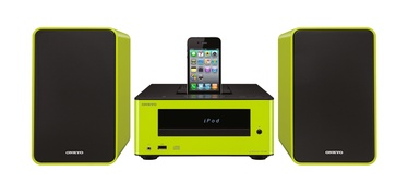 Onkyo CS-245G CD Hi-Fi Mini System Green