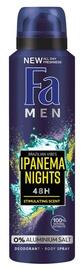 Vyriškas dezodorantas Fa Men Ipanema Nights, 150 ml