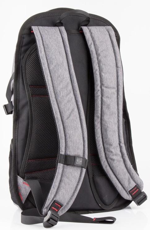 Natec Notebook Backpack ALPACA, 17,3'' Grey