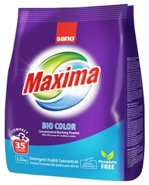 Sano Maxima Bio Color Concentrated Washing Powder 1.25kg