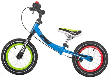 Milly Mally Young Balance Bike Multicolor 2749