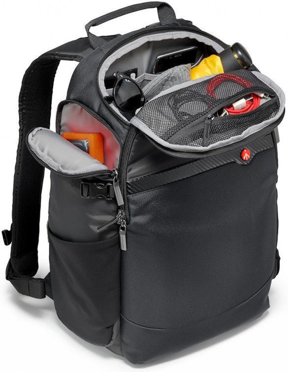 Manfrotto Advanced Befree Camera Backpack Gray