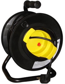 Verners Extension Cord Black 059039
