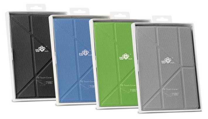 """TB Touch Tablet Case 7.85"""" Grey"""