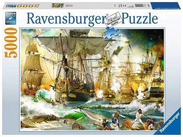Ravensburger Puzzle Battle on the High Seas 5000pc 13969