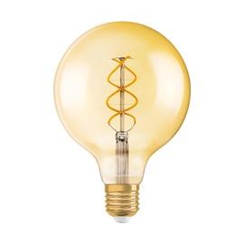 LED LAMP 1906 GLOBE 5W E27 250LM SPIRAL