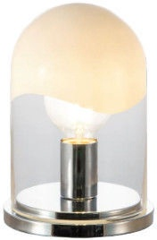 Nino Catania Table Lamp 42W E14 Transparent/Chrome