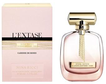 Parfüümid Nina Ricci L'Extase Caresse De Roses 50ml EDP
