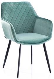 Homede Vialli Chairs 2pcs Patina
