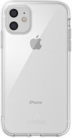 Adidas Protective Small Logo Back Case For Apple iPhone 11 Transparent