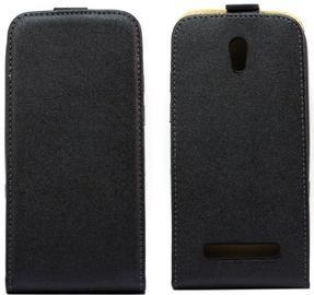 Telone Shine Vertical Book Case For HTC One A9s Black
