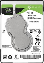 Išorinis kietasis diskas Seagate BarraCuda 1TB 5400RPM SATAIII ST1000LM048