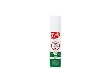 Aerozolinis repelentas Zy-Zy Mix, nuo uodų, erkių, mašalų ir musių, 75 ml
