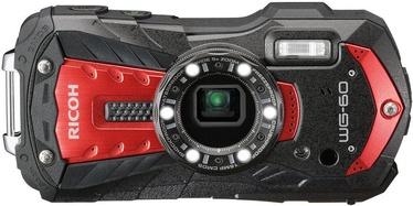 Seikluskaamera Ricoh WG-60 Red