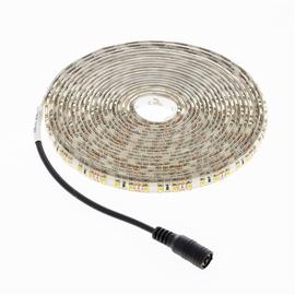 Šviesos diodų LED hermetinė juosta Vagner SDH 9,6W 3528 šiltai balta