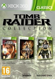 Tomb Raider Collection: Legend, Anniversary and Underworld Xbox 360