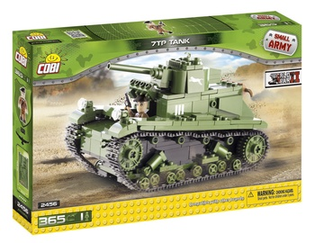 Cobi Small Army WW2 7TP Tank 2456