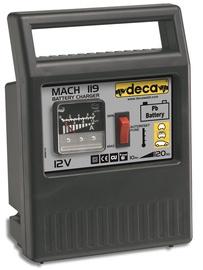 Akumuliatoriaus įkroviklis Deca Mach 119, 12 V