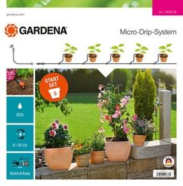 Gardena Micro-Drip System Starter Set Flower Pots S