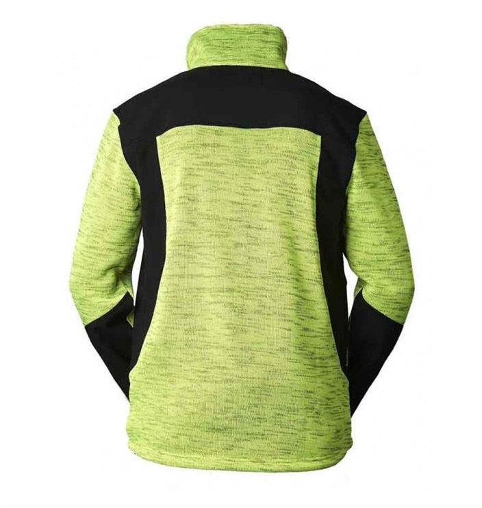 Джемпер Top Swede 123060-155, черный/желтый/зеленый, XL