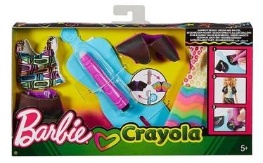 Mattel Barbie Rainbow Tie-Dye Fashions FHW87