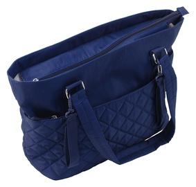 Summer Infant Changing Bag Quilted Tote Bag Blue