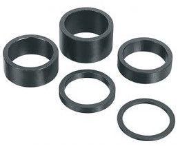 Ergotec Fork Ring 15mm Black