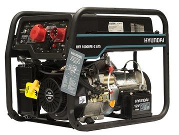Генератор Hyundai HHY 10000FE-3 ATS, 75000 Вт