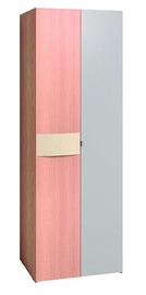 Glazov Ameli 11 Wardrobe w/ Mirror Light Oak