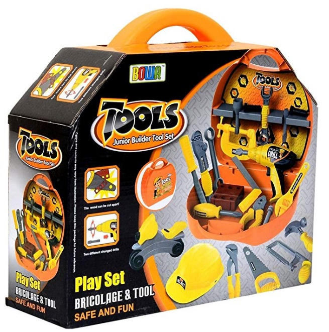 Bowa Junior Builder Tool Set 513182515