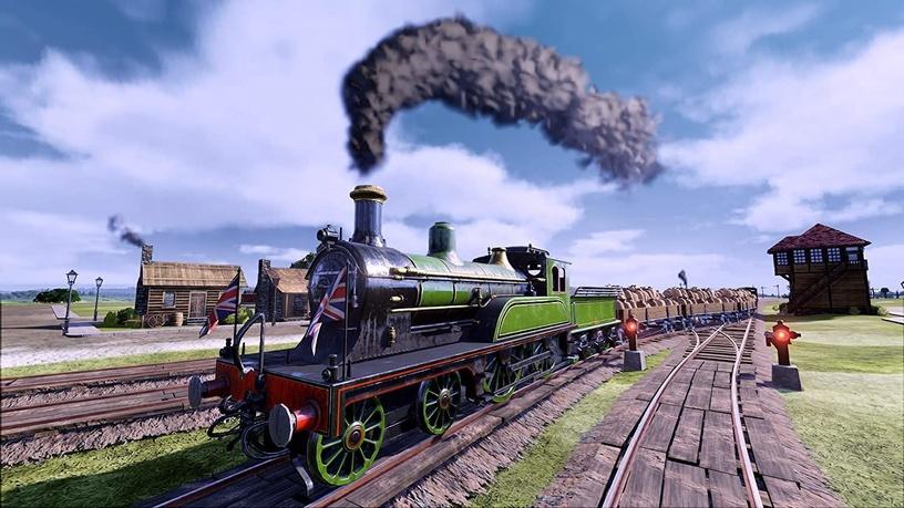 Компьютерная игра Railway Empire Complete Collection PC