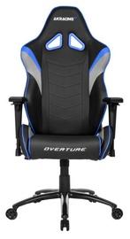 Žaidimų kėdė AKRacing Overture Gaming Chair Blue