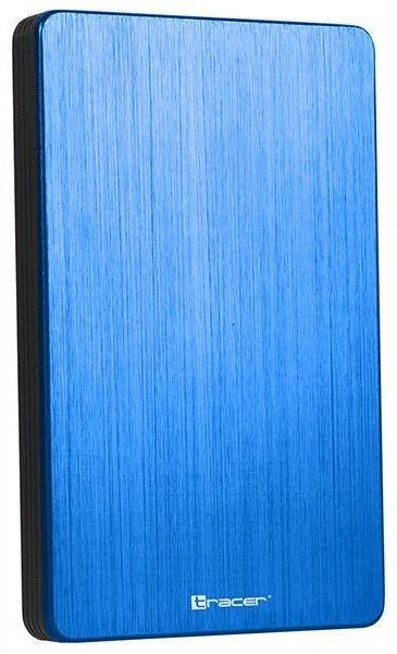"""Tracer 724 AL 2.5"""" SATA USB 3.0 Enclosure Blue"""