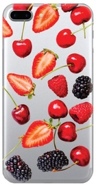 TakeMe Special Design Back Case For Samsung Galaxy J6 Plus J610 Berries