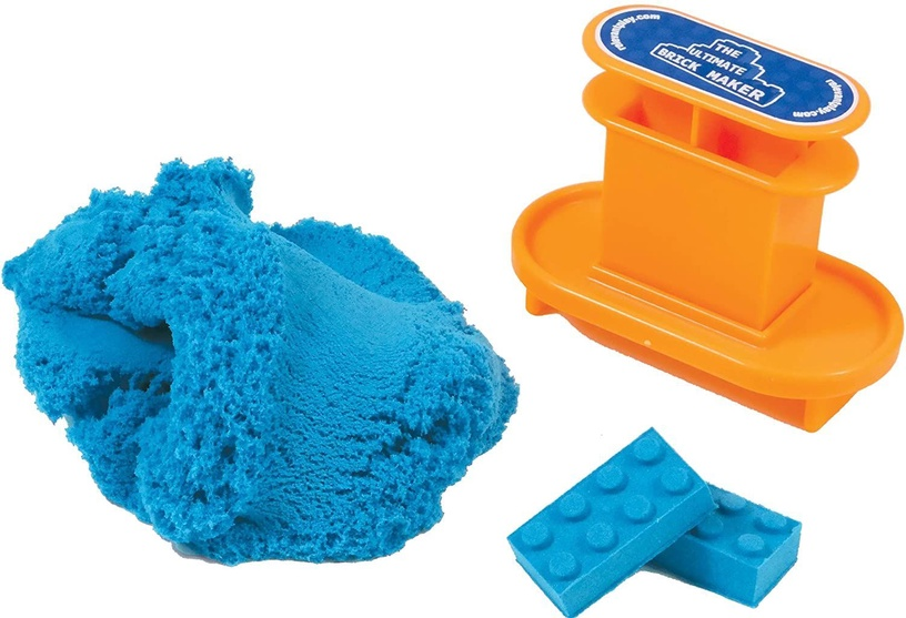 Kinetinis smėlis Relevant Play Mad Mattr Quantum Builders Pack Blue, 283 g